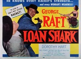Loan Shark - 11 x 14 Movie Poster - Style A