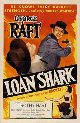 Loan Shark - 11 x 17 Movie Poster - Style A