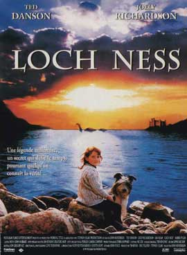 Loch Ness - 11 x 17 Movie Poster - French Style A