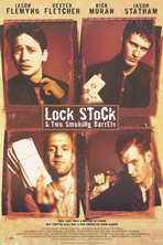 Lock, Stock and 2 Smoking Barrels - 11 x 17 Movie Poster - Style A