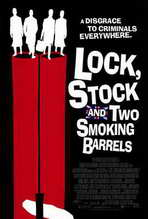Lock, Stock and 2 Smoking Barrels - 27 x 40 Movie Poster - Style C