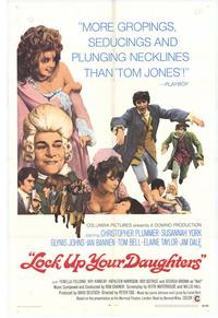 Lock Up Your Daughters - 27 x 40 Movie Poster - Style A