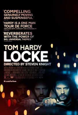 Locke - 27 x 40 Movie Poster - Style A