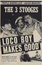 Loco Boy Makes Good - 11 x 17 Movie Poster - Style A