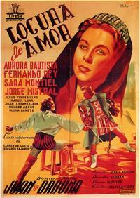 Locura de amor - 11 x 17 Movie Poster - Spanish Style A