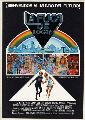 Logan's Run - 11 x 17 Movie Poster - Spanish Style A