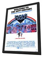 Logan's Run - 27 x 40 Movie Poster - Style A - in Deluxe Wood Frame