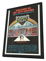 Logan's Run - 27 x 40 Movie Poster - Style C - in Deluxe Wood Frame