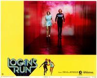 Logan's Run - 11 x 14 Movie Poster - Style J