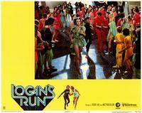 Logan's Run - 11 x 14 Movie Poster - Style K
