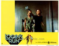 Logan's Run - 11 x 14 Movie Poster - Style L