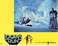 Logan's Run - 11 x 14 Movie Poster - Style M