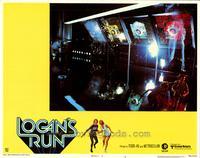 Logan's Run - 11 x 14 Movie Poster - Style N