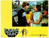 Logan's Run - 11 x 14 Movie Poster - Style T