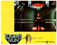 Logan's Run - 11 x 14 Movie Poster - Style U