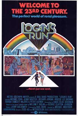 Logan's Run - 11 x 17 Movie Poster - Style D