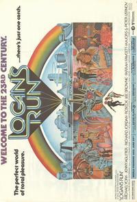 Logan's Run - 11 x 17 Movie Poster - Style I