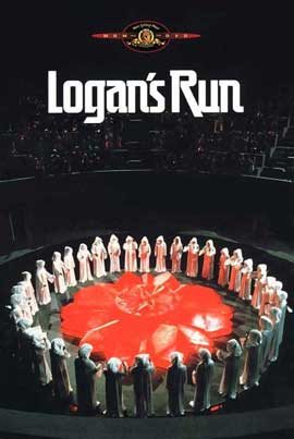 Logan's Run - 11 x 17 Movie Poster - Style H