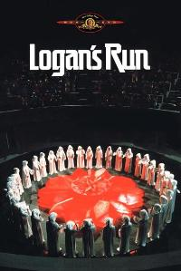 Logan's Run - 43 x 62 Movie Poster - Bus Shelter Style G