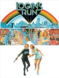 Logan's Run - 30 x 40 Movie Poster UK - Style A