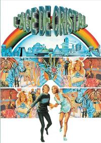 Logan's Run - 11 x 17 Movie Poster - French Style A