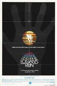 Logan's Run - 43 x 62 Movie Poster - Bus Shelter Style I