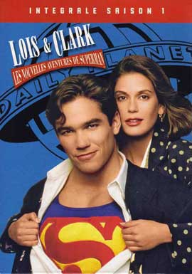 Lois and Clark: The New Adventures of Superman - 27 x 40 Movie Poster - French Style A