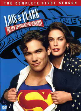 Lois and Clark: The New Adventures of Superman - 11 x 17 Movie Poster - Style A