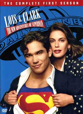 Lois and Clark: The New Adventures of Superman - 27 x 40 Movie Poster - Style A