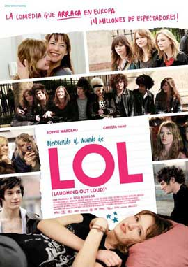 Lol - 11 x 17 Movie Poster - Spanish Style A