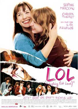 Lol - 11 x 17 Movie Poster - Swiss Style A