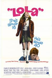 Lola - 43 x 62 Movie Poster - Bus Shelter Style A