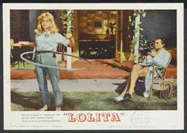 Lolita - 11 x 14 Movie Poster - Style B