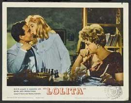 Lolita - 11 x 14 Movie Poster - Style C