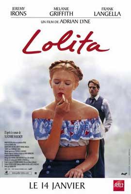 Lolita - 11 x 17 Movie Poster - Style B