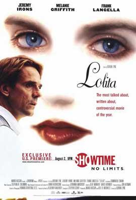 Lolita - 11 x 17 Movie Poster - Style C
