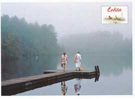 Lolita - 11 x 14 Poster German Style N