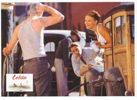 Lolita - 11 x 14 Poster German Style O