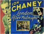 London After Midnight - 11 x 14 Movie Poster - Style B