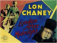 London After Midnight - 11 x 14 Movie Poster - Style A