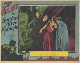 London After Midnight - 11 x 14 Movie Poster - Style C