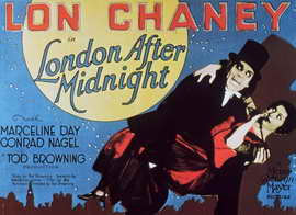 London After Midnight - 11 x 17 Movie Poster - Style B