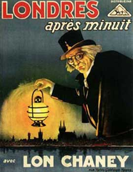 London After Midnight - 11 x 14 Poster French Style A