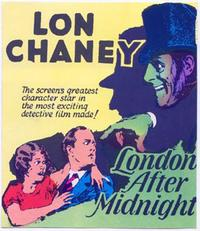 London After Midnight - 11 x 14 Movie Poster - Style D