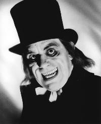 London After Midnight - 8 x 10 B&W Photo #1