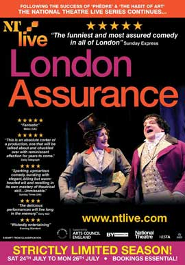 London Assurance (stage play) - 11 x 17 Movie Poster - UK Style A