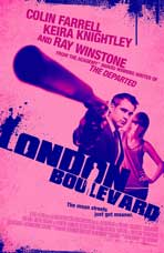 London Boulevard - 11 x 17 Movie Poster - Style C