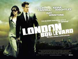 London Boulevard - 11 x 17 Movie Poster - Style A