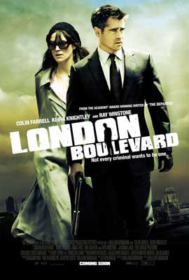 London Boulevard - 11 x 17 Movie Poster - Style B