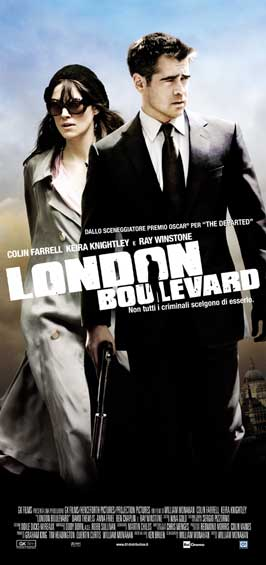 London Boulevard - 13 x 28 Movie Poster - Italian Style A